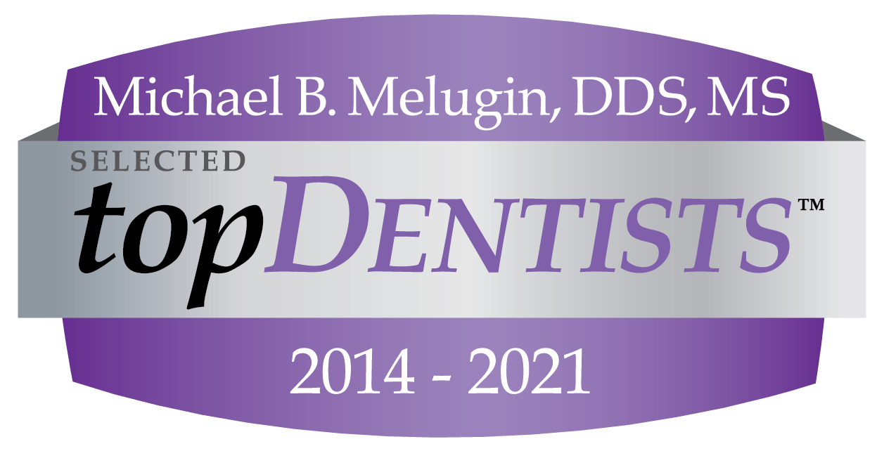 michael B. Melugin, DDS, MS Selected topDentists 2014-2020